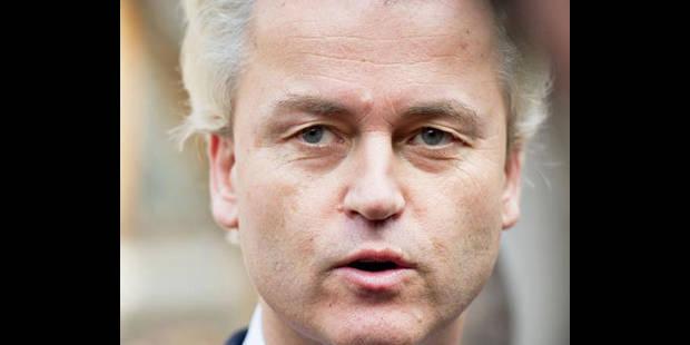 Wilders a encore gagné - La DH