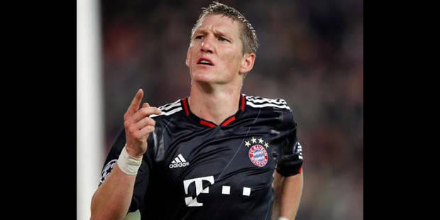 Schweinsteiger remet le Bayern sur le chemin du succès - La DH