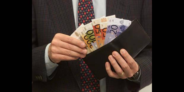 Le salaire de base des patrons belges a plus augmenté que l'inflation - La DH