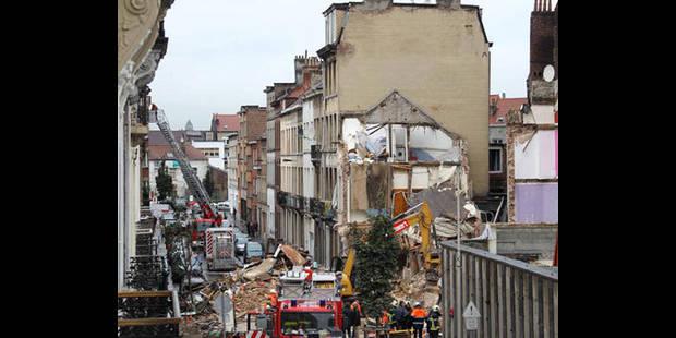 Schaerbeek - explosion : une troisième victime retrouvée sans vie sous les décombres - La DH