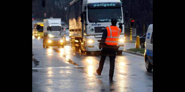 Un accident perturbe le trafic sur la A17 entre Mouscron et Tournai - La DH