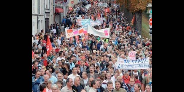Jusqu'à 100.000 manifestants européens attendus mercredi à Bruxelles - La DH
