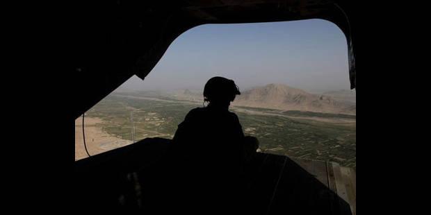Vanackere entr'ouvre la porte à un retrait belge d'Afghanistan en 2012 - La DH