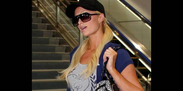 Paris Hilton, son aller-retour! - La DH
