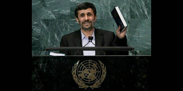 Obama tend la main à l'Iran, Ahmadinejad provoque un incident à l'ONU - La DH