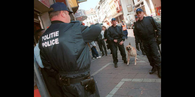 Antiterrorisme, le truc de la police belge - La DH