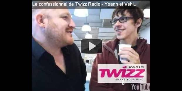 Le confessionnal de Twizz Radio - Yoann et Vehlmann