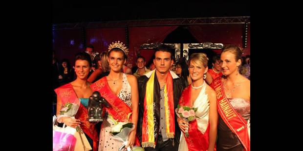 Une Tournaisienne élue Miss Hainaut - La DH