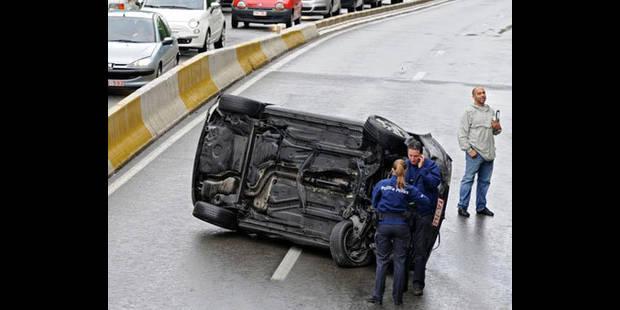 69 pc des conducteurs wallons ont déjà eu un accident - La DH