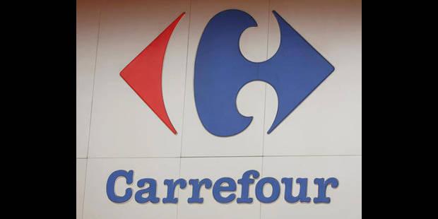 Carrefour: la restructuration menée en Belgique pèse sur les résultats semestriels - La DH