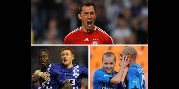 Anderlecht reçoit le Zenit pour débuter - La DH