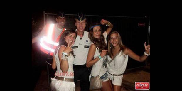 Photos lors de soirées : mais que fait la police? - La DH
