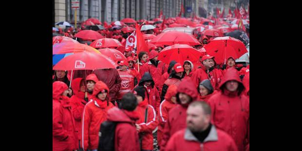 Les Belges recourent plus souvent à la grève - La DH
