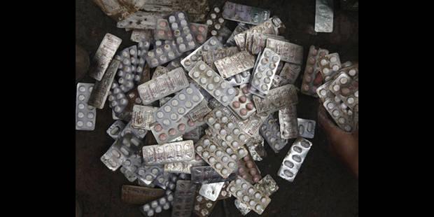 Les enfants victimes du mauvais usage de médicaments sans ordonnance - La DH
