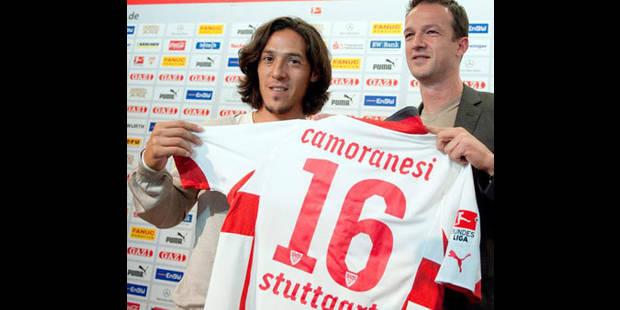 Allemagne: Mauro Camoranesi rejoint Stuttgart - La DH