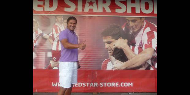 """Jestrovic : """"Anderlecht est le club de  mon cœur, avant même l'Étoile Rouge"""""""