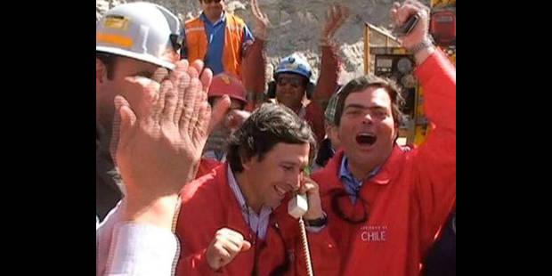 Chili: les 33 mineurs savent désormais que leur sauvetage sera long - La DH