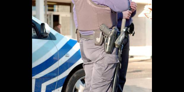 Des policiers envoyés pour établir un constat agressés par des jeunes à Bressoux - La DH