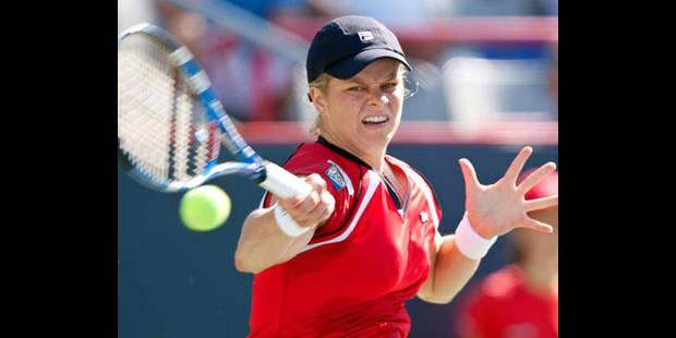 Kim Clijsters numéro 3 mondiale au nouveau classement WTA - La DH