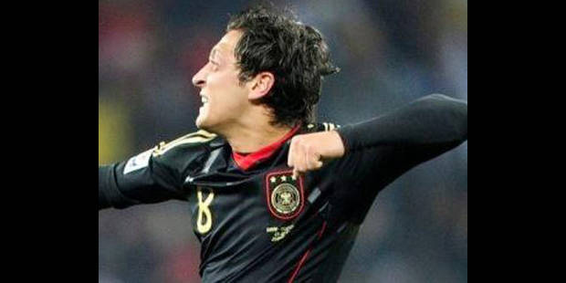 Özil transféré au Real Madrid