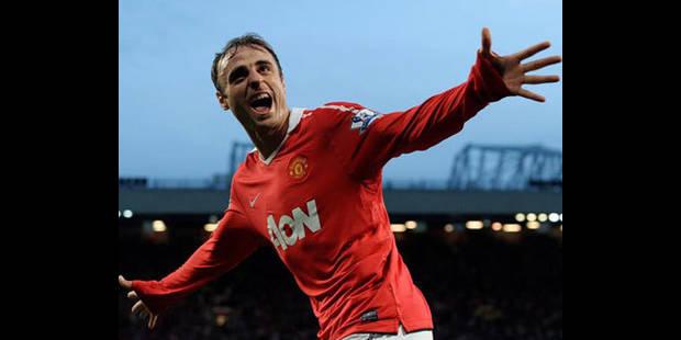 Victoire de Manchester United