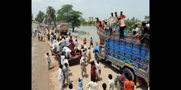 Pakistan: les donateurs ont versé près de 500 millions de dollars - La DH