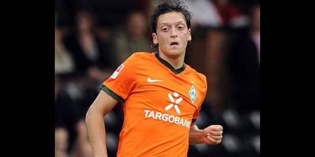 Le Werder Brême veut 20 millions d'euros pour Özil