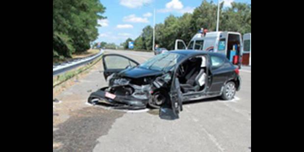 Accident mortel à Court-Saint-Etienne