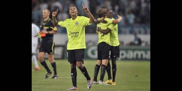 Ligue 1/1e j.: Caen terrasse Marseille, le PSG premier leader
