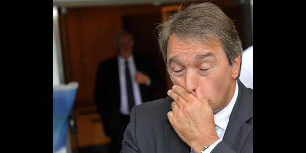"Van Holsbeeck: ""Seulement 30 minutes pour Losada? Ridicule!"""