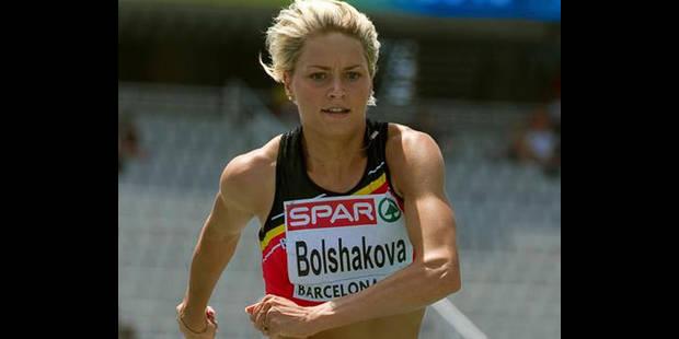 2e médaille pour la Belgique: Svetlana Bolshakova en bronze au triple saut - La DH