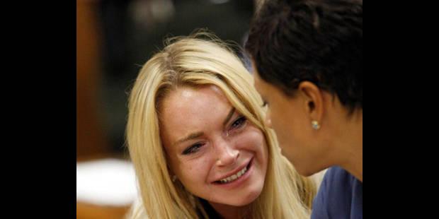 Lindsay Lohan: C'est trop dur - La DH