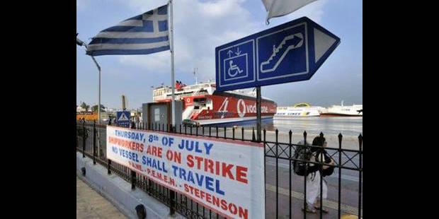 Grèce: pénurie de carburant pour les Grecs et les touristes - La DH