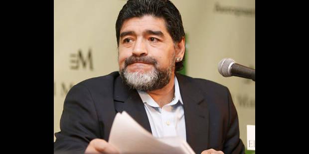 "Maradona: ""Grondona m'a menti et Bilardo m'a trahi"" - La DH"