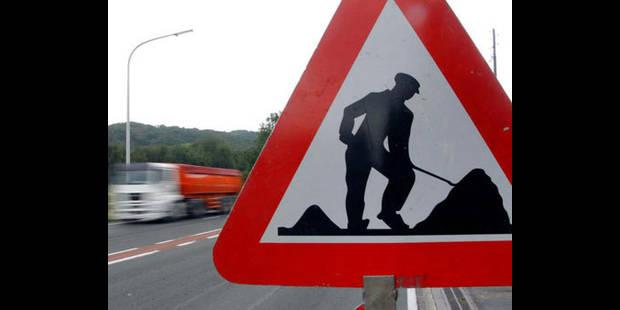 Deux fois plus de chantiers sur nos routes en août - La DH