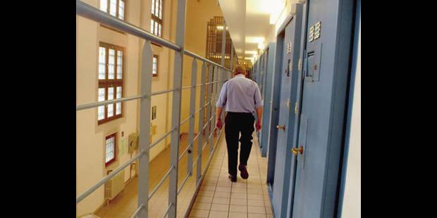 Le sypol veut une solution rapide pour les prisons - La DH