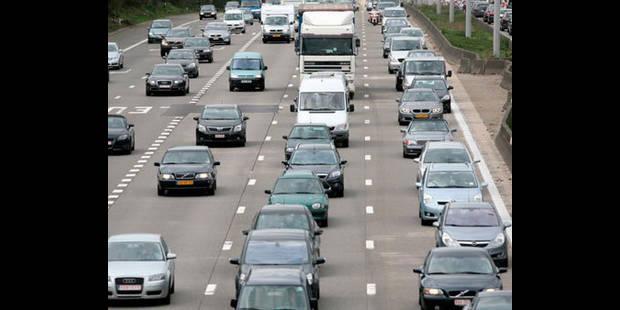 Le trafic sur les routes belges moins dense que prévu - La DH