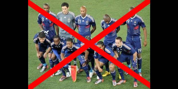 Les 23 joueurs du Mondial suspendus - La DH