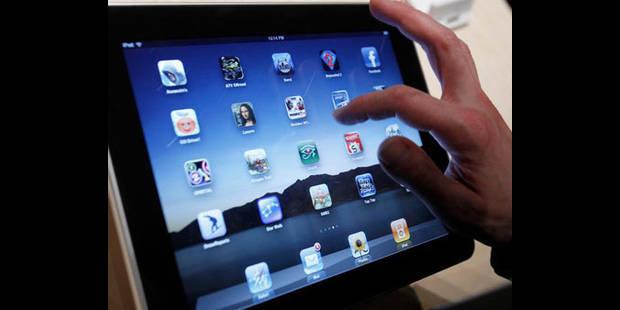 Pas de ruée dans les magasins pour le lancement de l'iPad - La DH