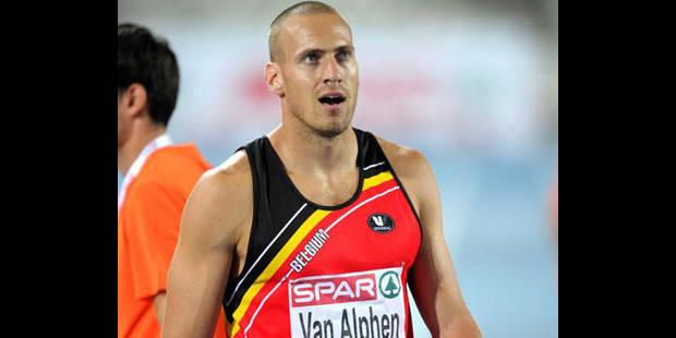 Hans Van Alphen 13e du décathlon après 6 épreuves - La DH