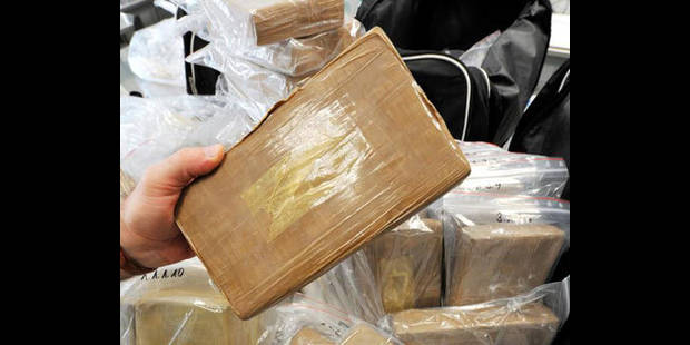 Un Belge de 21 ans arrêté en possession de 2,37 kilos de cocaïne