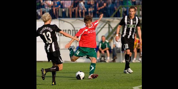 Le Cercle au troisième tour préliminaire de l'Europa League