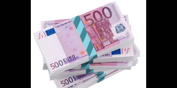 La richesse des Belges atteint un niveau record