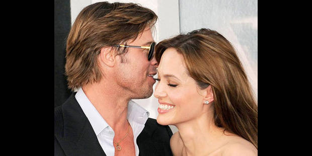 Brad et Angelina obtiennent des réparations de News of the World - La DH
