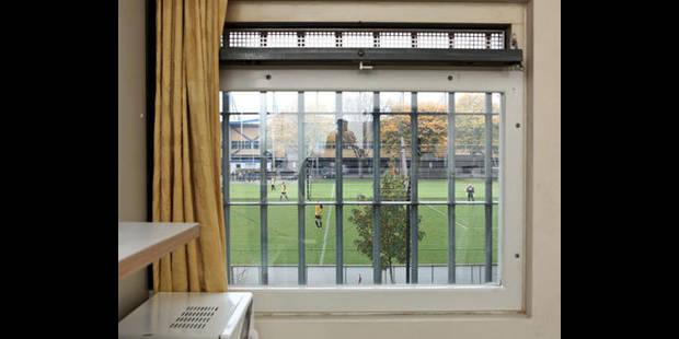 La liste de cantine de la prison de Tilburg sera �toff�e