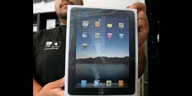 iPad: La DH ne loupera pas ce train - La DH