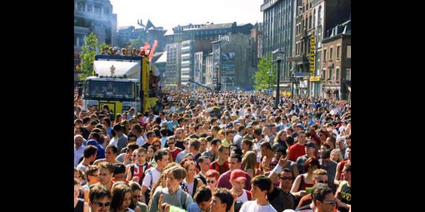 La City Parade 2010 maintenue à Bruxelles le 21 août - La DH