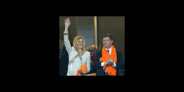 """""""Les Pays-Bas sont fiers des Oranje"""" - La DH"""