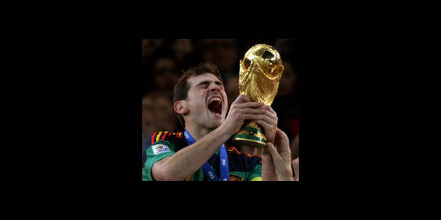 Casillas bat son record national d'invincibilité