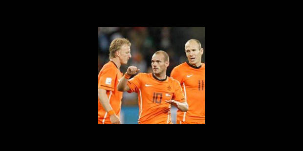 Les clés du succès   des Pays-Bas - La DH